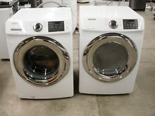 NEW open Box Samsung Washer WF45N5300AW  and Dryer DVG45N5300W Full Warranty