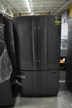 Samsung RF260BEAESG 36  Black Stainless French Door Refrigerator NOB  34183 HRT