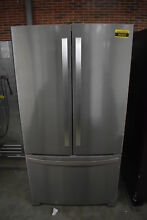 Whirlpool WRF535SWHZ 36  Stainless French Door Refrigerator NOB  34292 MAD