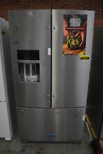 KitchenAid KRFF507HPS 36  Stainless French Door Refrigerator NOB  34311 HRT