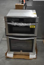 Whirlpool WOC54EC7AS 27  Stainless Combination Electric Wall Oven NOB  34316 MAD