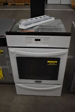 Frigidaire FFGW2425QW 24  White Single Wall Gas Oven NOB  36795 HRT