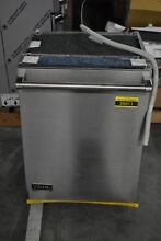 Viking VDW302SS 24  Stainless Fully Integrated Dishwasher NOB  36811 HRT