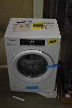 Whirlpool WFW3090GW 24  White Front Load Washer NOB  36724 HRT