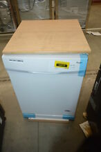 Whirlpool WDP350PAAW 24  White Heavy Duty Portable Console Dishwasher  33441 HRT