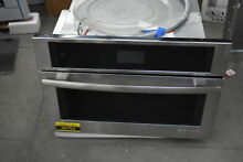 Jenn Air JMC2427DS 27  Stainless Built In Microwave NOB  36762 HRT