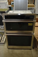 Samsung NQ70M6650DS 30  Stainless Microwave Combo Wall Oven  36864 HRT