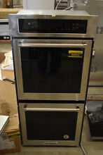 KitchenAid KODC304ESS 24  Stainless Double Electric Wall Oven NOB  36866 HRT