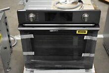 Samsung NV51K7770SG 30  Black Stainless Single Electric Wall Oven NOB  37112 HRT