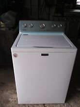 Maytag MVWC565FW 4 2 Cu Ft  Top Load Washing Machine   White New Never used