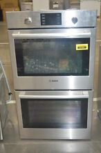 Bosch HBL5651UC 30  Stainless Electric Double Wall Oven NOB  37301 HRT