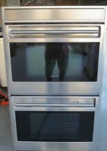 WOLF DO30F S 30   L SERIES TOUCH CONTROL DOUBLE WALL OVEN