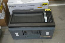 Whirlpool WMH32519HV 30  Black Stainless Over The Range Microwave NOB  36979 HRT