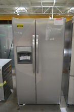 Frigidaire FFSS2615TS 36  Stainless Side by Side Refrigerator NOB  24633 HL