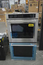 KitchenAid KODE507ESS 27  Stainless Double Electric Wall Oven NOB  37011 HRT