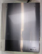 Whirlpool Jenn Air Dishwasher Front Panel Stainless Steel Part  W10665707