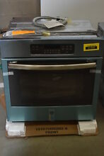 GE JK3000SFSS 27  Stainless Single Wall Oven NOB  37465 MAD