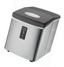Ice Machine   Portable  Counter Top Maker TG22   Produces 26 lbs Of Per 24 Hours