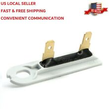 3392519 Dryer Thermal Fuse Replacement part for Whirlpool   Kenmore Dryers 1Pack