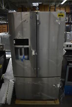 KitchenAid KRFF707ESS 36  Stainless French Door Refrigerator NOB 37281 HRT