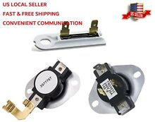 3387134   3392519   3977767 Dryer Thermostat and Thermal Fuse Replacement Kit
