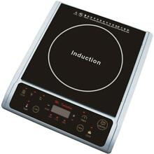 SPT induction Hot Plate 7 Setting Cooktop Ceramic Electric Timer Keep Warm Black