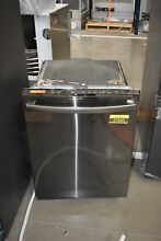 GE GDT655SBLTS 24  Black Stainless Fully Integrated Dishwasher NOB  37650 HRT