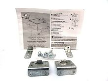 Frigidaire Washing Machine Pedestal Installation Kit 134862900 OEM