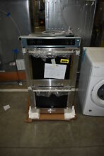 KitchenAid KODE507ESS 27  Stainless Double Electric Wall Oven NOB  37788 HRT