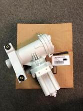 GE Front Load Washer WCVH6260F0WW Drain Pump WH23X10028