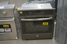 GE PK7000EJES 27  Slate Single Electric Wall Oven NOB  35397 HRT