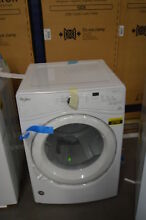 Whirlpool WED75HEFW 27  White Front Load Electric Dryer NOB  37760 HRT