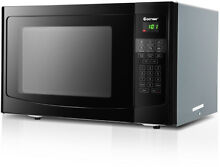 Programmable Microwave Oven with LED Display 1 1 Cu Ft 1000W for Small Kitchen