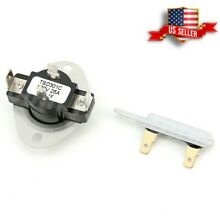 3387134   3392519 Kit Dryer Cycling Thermostat   Thermal Fuse Whirlpool Kenmore