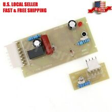 4389102 IceMaker Control Board Kit Emitter Receiver Board Whirlpool Refrigerator