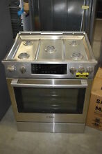 Bosch HGI8054UC 30  Stainless Slide In Gas Range  38044 HRT