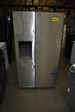 Whirlpool WRS571CIDM 36  Stainless Side By Side Refrigerator NOB  38302 WLK