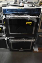 KitchenAid KODE507EBL 27  Black Double Wall Oven w  Convection NOB  34518 MAD