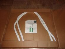 NEW OEM VIKING REFRIGERATOR 001957 000 SERV  GASKET FACE CHARGE