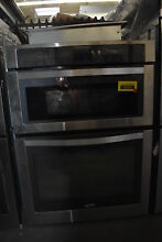 Whirlpool WOC54EC0AS 30  Stainless Microwave Combo Wall Oven NOB  30307 MAD