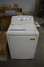 GE GTD33EASKWW 27  White Front Load Electric Dryer NOB  25967 HL