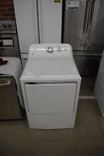 GE GTD33EASKWW 27  White Front Load Electric Dryer NOB  32469 HRT
