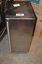U Line U 1215RS 00A 15  Stainless Built In Compact Refrigerator NOB  17074