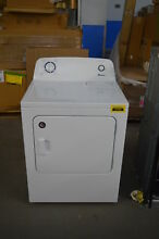 Amana NED4655EW 29  White Front Load Electric Dryer NOB  37799 HRT