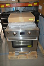 BlueStar BSEWO30ECDD 30  Stainless Single Electric Wall Oven NOB  24151