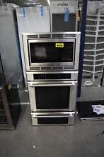 Thermador MEDMCW31JP 30  Stainless Triple Combination Wall Oven NOB  33382 HRT