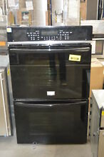 Frigidaire FGET3065PB 30  Black Electric Double Wall Oven NOB  35394 CLN