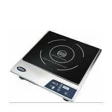 Max Burton Induction Cooktop  1800W Silver