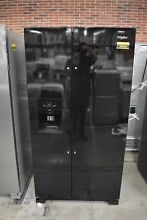 Whirlpool WRS555SIHB 36  Black Side By Side Refrigerator NOB  38060 HRT