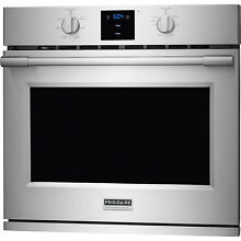 Frigidaire Professional 30  Stainless Steel Single Electric Wall Oven Fpew